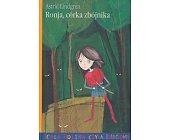 Szczegóły książki RONJA CÓRKA ZBÓJNIKA