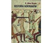 Szczegóły książki HISTORIA NORMANÓW
