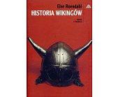 Szczegóły książki HISTORIA WIKINGÓW