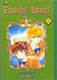 FUSHIGI YUUGI - TOM 3