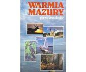 Szczegóły książki WARMIA I MAZURY