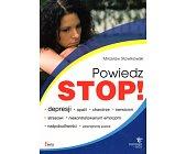 Szczegóły książki POWIEDZ STOP! ...