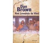 Szczegóły książki KOD LEONARDA DA VINCI