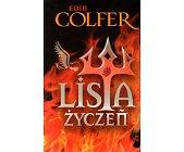Szczegóły książki LISTA ŻYCZEŃ