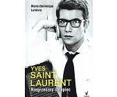 Szczegóły książki YVES SAINT LAURENT. NIEGRZECZNY CHŁOPIEC