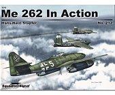 Szczegóły książki ME 262 IN ACTION