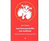 Szczegóły książki INNA RZECZPOSPOLITA JEST MOŻLIWA!