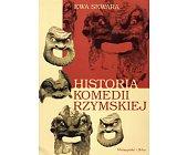 Szczegóły książki HISTORIA KOMEDII RZYMSKIEJ