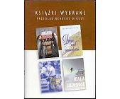 Szczegóły książki KSIĄŻKI WYBRANE- JEDENASTE PRZYKAZANIE, DROGA NAD URWISKIEM, BIAŁA CIEMNOŚĆ, DZIECKO MIŁOŚCI