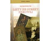Szczegóły książki LISTY ZE STREFY ZEROWEJ