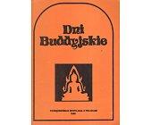 Szczegóły książki DNI BUDDYJSKIE
