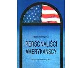 Szczegóły książki PERSONALIŚCI AMERYKAŃSCY