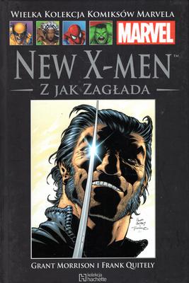 NEW X MEN - Z JAK ZAGŁADA (MARVEL 16)