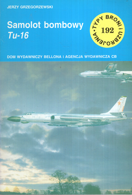SAMOLOT BOMBOWY TU-16