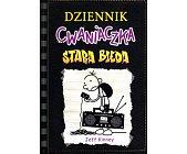 Szczegóły książki DZIENNIK CWANIACZKA - STARA BIEDA