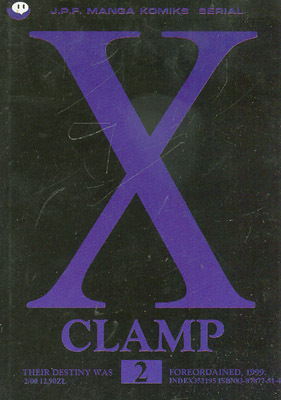 X CLAMP - TOM 2