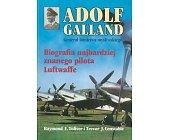 Szczegóły książki ADOLF GALLAND