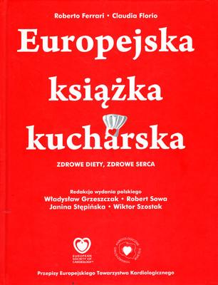 EUROPEJSKA KSIĄŻKA KUCHARSKA