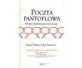 Szczegóły książki POCZTA PANTOFLOWA - SZTUKA MARKETINGU SZEPTANEGO