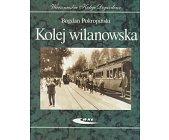 Szczegóły książki KOLEJ WILANOWSKA