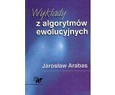 Szczegóły książki WYKŁADY Z ALGORYTMÓW EWOLUCYJNYCH