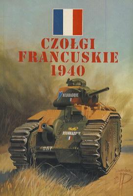 CZOŁGI FRANCUSKIE 1940