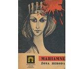 Szczegóły książki MARIAMNE ŻONA HERODA