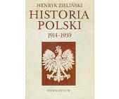 Szczegóły książki HISTORIA POLSKI 1914 - 1939
