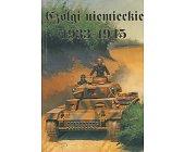 Szczegóły książki CZOŁGI NIEMIECKIE 1933-1945
