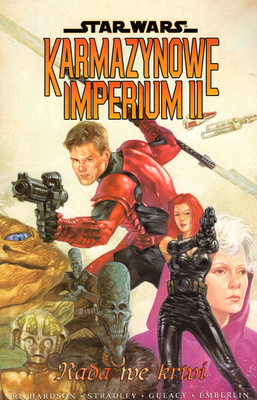 STAR WARS - KARMAZYNOWE IMPERIUM II - RADA WE KRWI