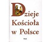 Szczegóły książki DZIEJE KOŚCIOŁA W POLSCE