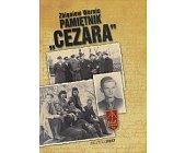 """Szczegóły książki PAMIĘTNIK """"CEZARA"""""""