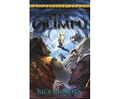 Szczegóły książki OLIMPIJSCY HEROSI - TOM 5 - KREW OLIMPU