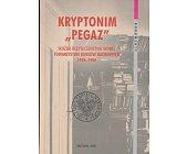 """Szczegóły książki KRYPTONIM """"PEGAZ"""""""