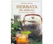Szczegóły książki HERBATA DLA SMAKOSZY