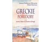 Szczegóły książki GRECKIE POMIDORY