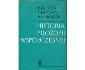 Szczegóły książki HISTORIA FILOZOFII WSPÓŁCZESNEJ