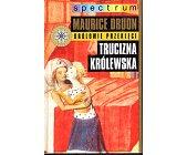 Szczegóły książki KRÓLOWIE PRZEKLĘCI - TOM 3 - TRUCIZNA KRÓLEWSKA