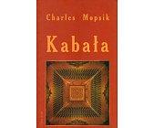 Szczegóły książki KABAŁA