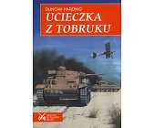 Szczegóły książki UCIECZKA Z TOBRUKU