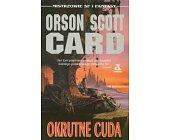 Szczegóły książki OKRUTNE CUDA