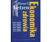 Szczegóły książki EKONOMIKA ZDROWIA