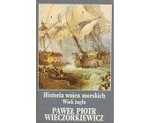 Szczegóły książki HISTORIA WOJEN MORSKICH - 2 TOMY