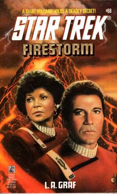 STAR TREK (68) - FIRESTORM