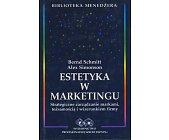 Szczegóły książki ESTETYKA W MARKETINGU