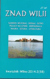 ZNAD WILII, NR58, 2014.2