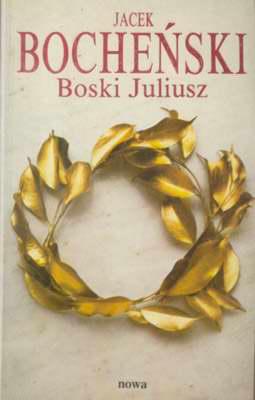BOSKI JULIUSZ - ZAPISKI ANTYKWARIUSZA