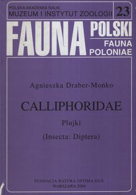FAUNA POLSKI - CALLIPHORIDAE PLUJKI