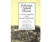 Szczegóły książki JOHANN ADOLF HASSE IN SEINER EPOCHE UND IN DER GEGENWART