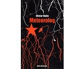 Szczegóły książki METEOROLOG
